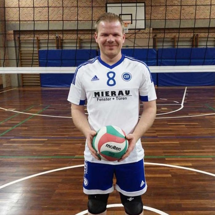 stephan loewen-trainer-trainer volleyball-csv dueren-christlicher sportverein dueren-volleyball dueren